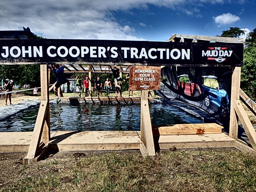 John cooper's traction